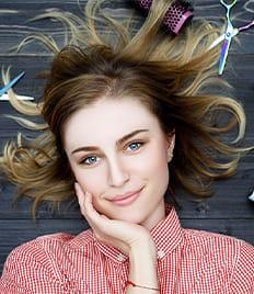 Скидка  50% на услуги для волос и курс парикмахера с нуля от Салона Красоты  LORAIN!