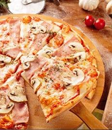 Вкусная пицца со скидкой 50% от компании «Дон Бекон»!