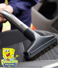 Химчистка салона от автомойки «Губка Боб» со скидкой 50%!