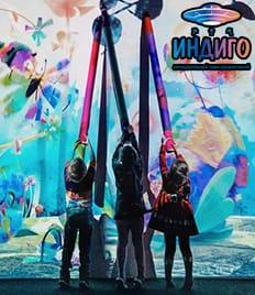 Скидка 50% на билеты  «Индиго Парк» в Пензе с новыми развлечениями для детей