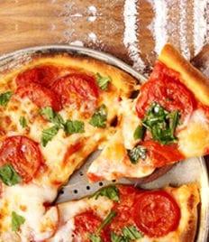 Вкусная пицца -50% от «ITALIAN» (Итальяно), есть доставка!