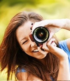 В альбом, портфолио или на аватарку! Профессиональная фотосессия от Журавлевой Полины в различных жанрах со скидкой 50%!