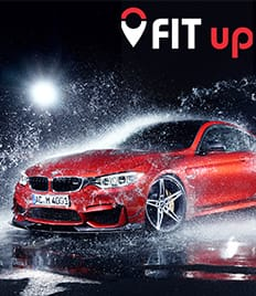Автомойка «Fit up» дарит скидку 50% на услуги автомойки и химчистки авто!