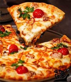 Все виды пиццы в пиццерии «Дори пицца» со скидкой 50%!