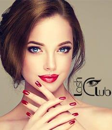 Наращивание ресниц, услуги для бровей, ногтевой сервис, курсы со скидкой 67% студия красоты «Lash club» (Лэш клаб)!