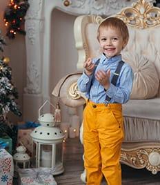 Новогодняя фотосессия от Татьяны Русиновой со скидкой 57%!