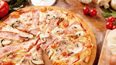 Вкусная пицца со скидкой 50% от компании «Дон Бекон»!!!