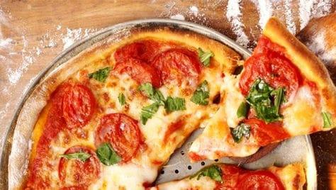 Вкусная пицца со скидкой 50% от «ITALIAN» (Итальяно)!!!