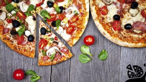 Все виды пицц в пиццерии «Дори пицца» со скидкой 50%!!