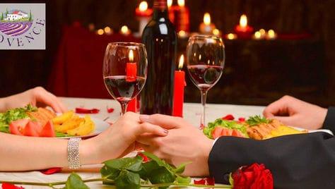 «Романтический ужин» для компаний от 2х до 6 персон в ресторане «Provance» (Прованс) со скидкой 65%!!!!!