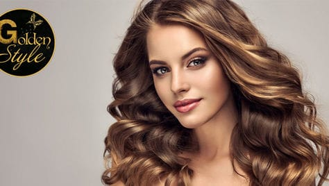 Все услуги красоты в одном салоне, «GOLDEN STYLE» (Голден Стиль), ногтевой сервис, услуги для волос, шунаринг, татуаж, пирсинг со скидкой 50%