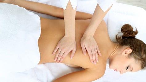 До 7 сеансов массажа на выбор в салоне-парикмахерской L`vitsa (Львица) со скидкой до 68%