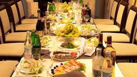 Всё меню кухни со скидкой 50% - ресторан «Дом Книголюба»!