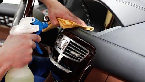 Полная или частичная химчистка Вашего автомобиля со скидкой 50% от